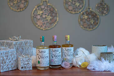 Save the Queen Gin - €39